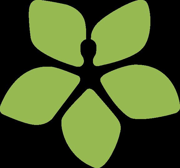 HSS Logo flower lime