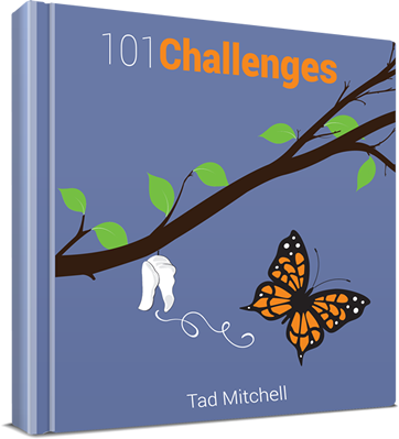 101 challenges book