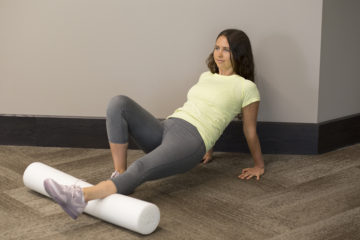 Foam Roller, Foam Rolling, Stretching