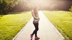 active healthy pregnancy