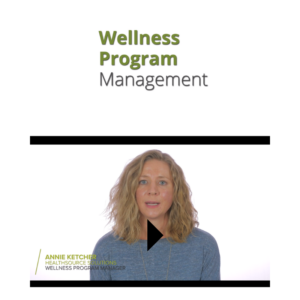 wellness program management video