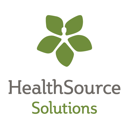 HealthSource Solutions logo