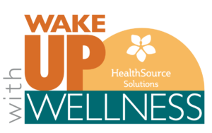 Wake Up With Wellness Logo