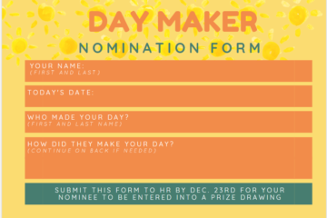 day maker nomination