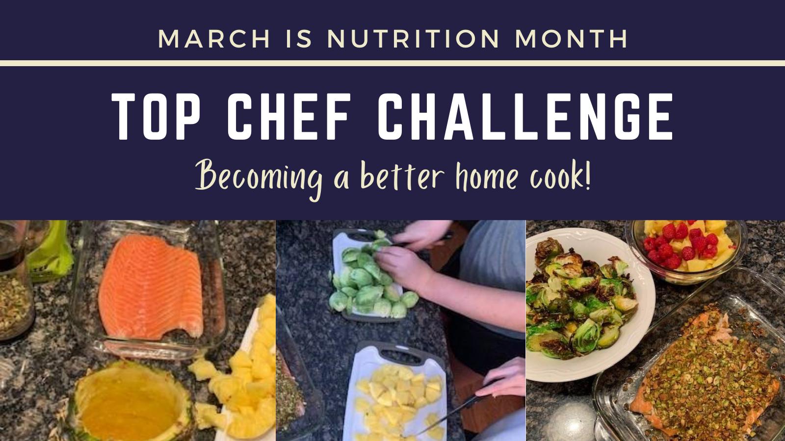 Top Chef Portal Challenge
