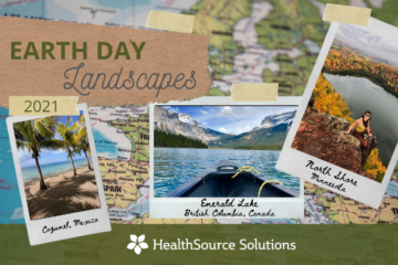 Earth Day Landscapes