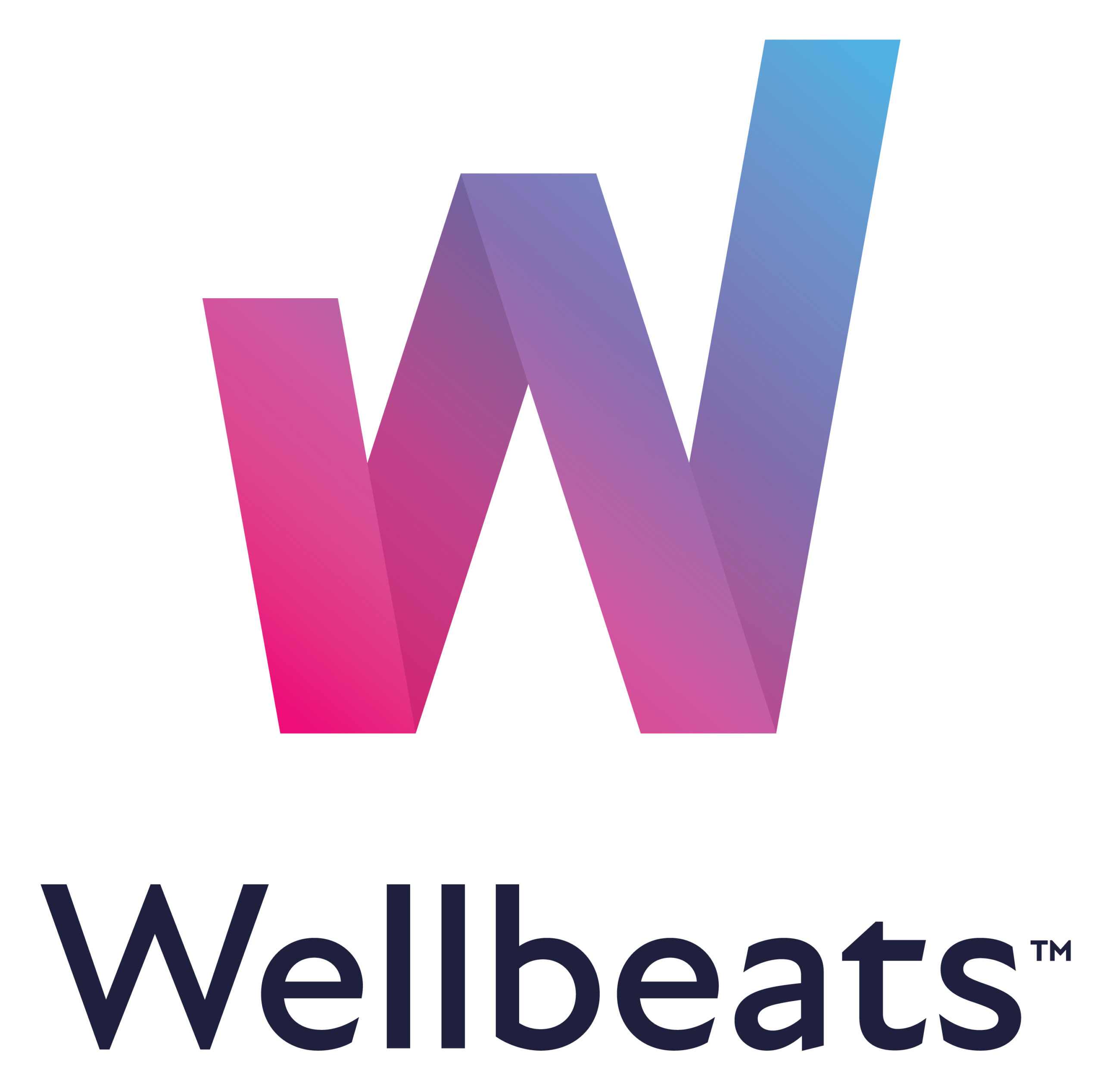 Wellbeats Logo Stacked (1)