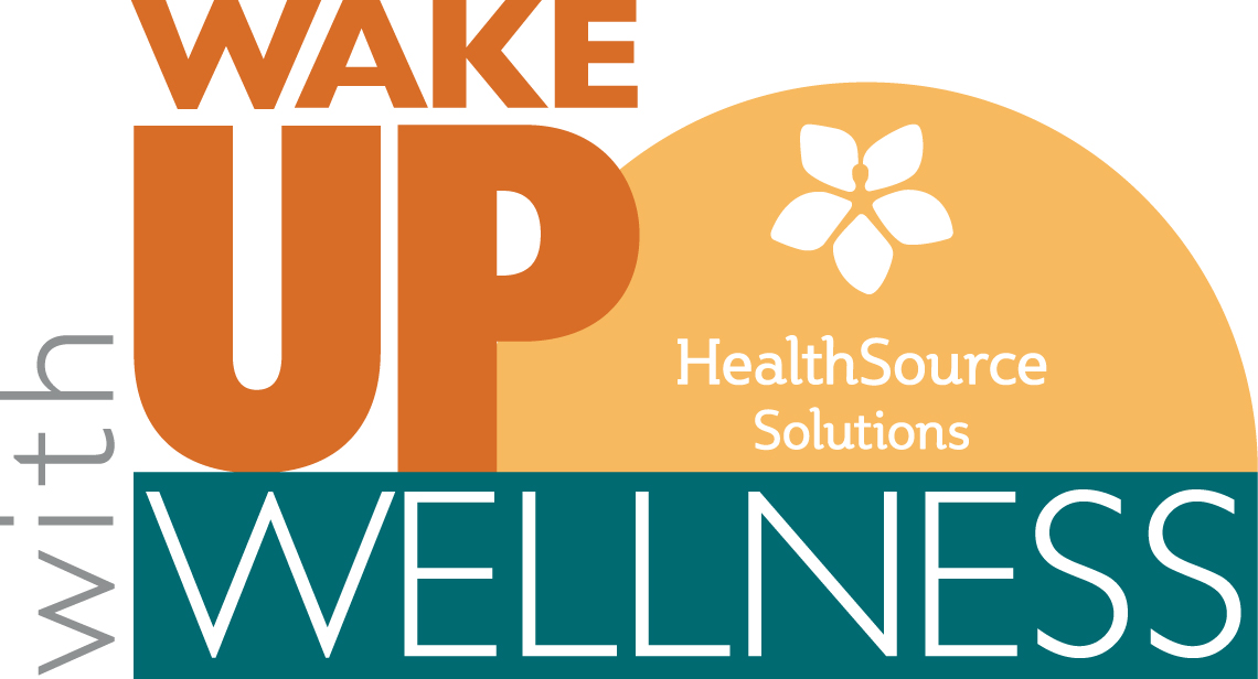 Wake Up With Wellness Logo