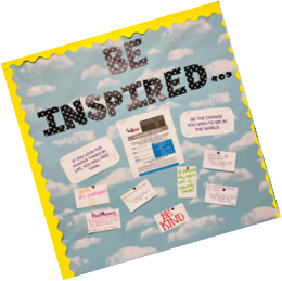 be inspired 3