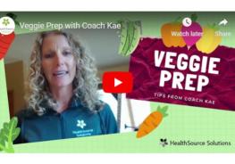 veggie prep video